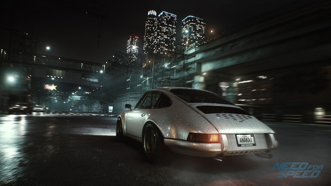 Need for Speed e3 2015 EA Underground 2 tuning
