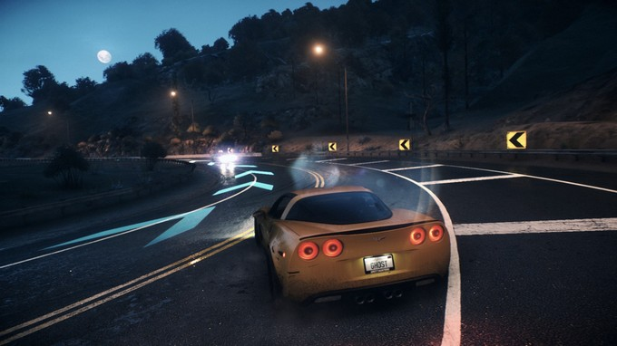 Need for Speed - Gara