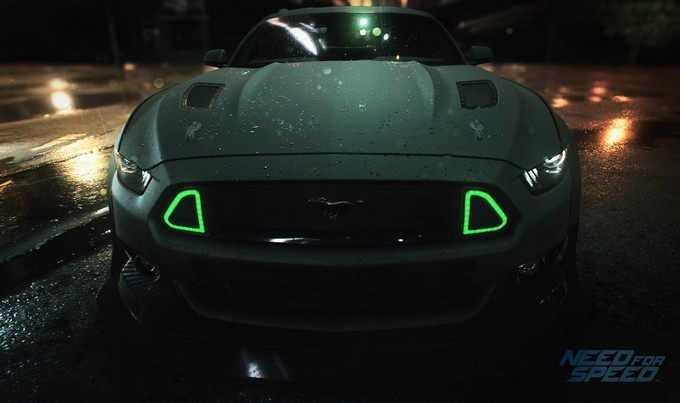 NFS Need for speed reboot Mustang GT