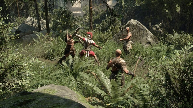 Ryse Son of Rome PC recensione
