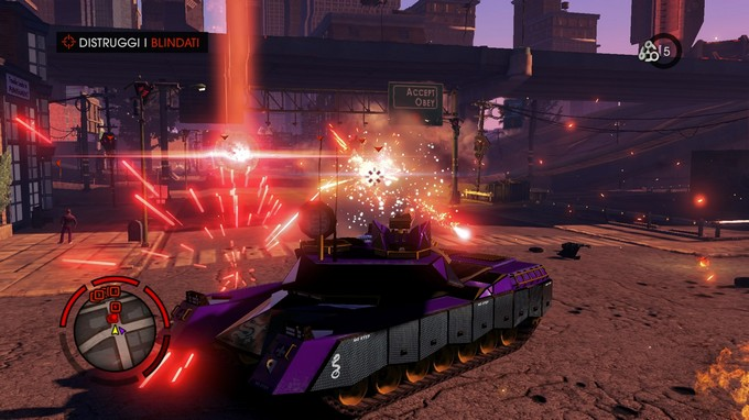 Saints Row IV Re Elected Gat Out of Hell recensione