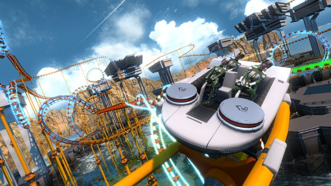 ScreamRide Xbox 360 Xbox One recensione
