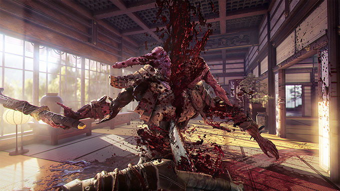 Shadow Warrior 2 - Arma