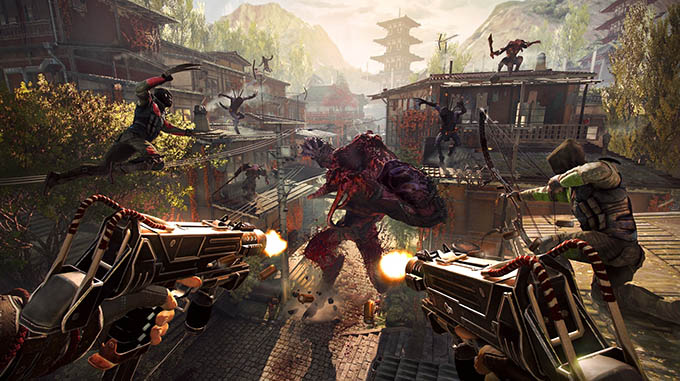 Shadow Warrior 2 - Coop