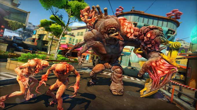 Sunset overdrive recensione xbox one
