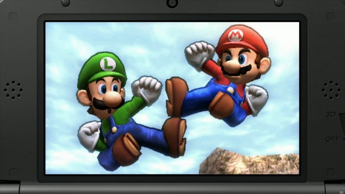 Super Smash Bros 3DS recensione