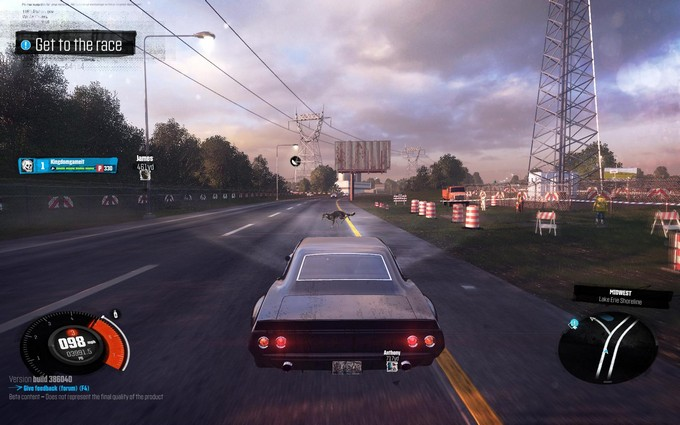 The Crew closed beta impressioni