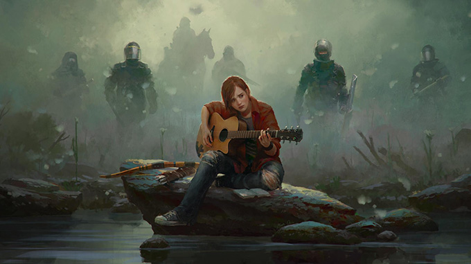 The Last of Us 2 - Artwork