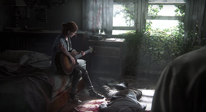 The Last of Us 2 - Ellie