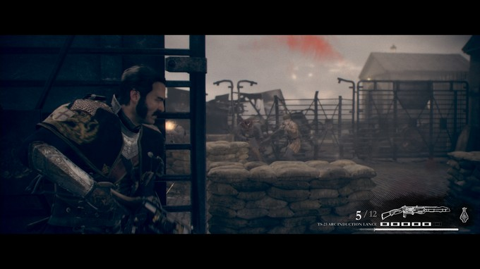 The Order 1886 intervista Andrea Pessino