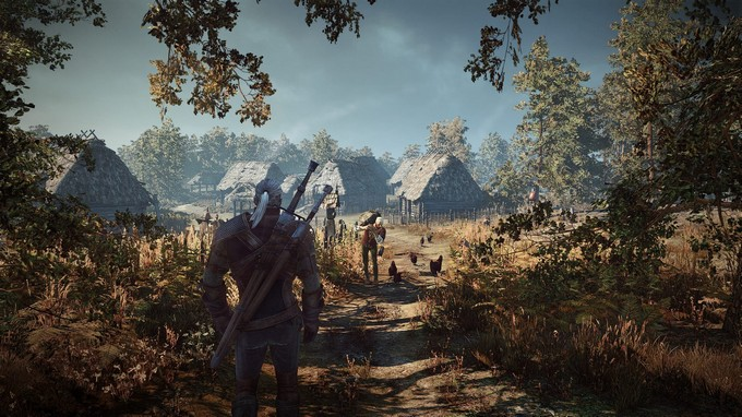 The Witcher 3 provato