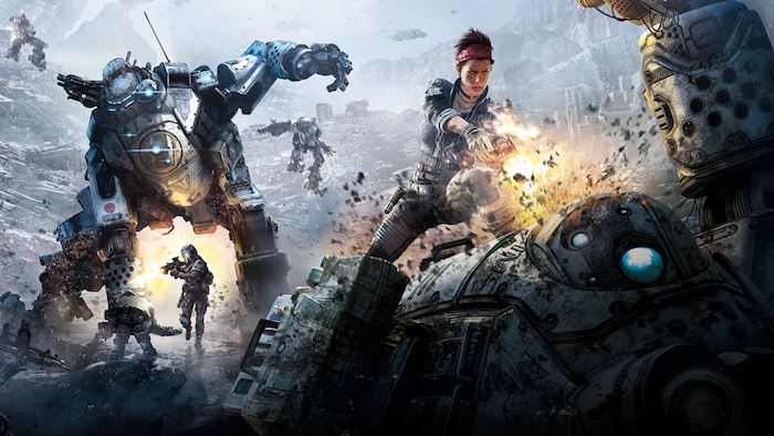 Titanfall 2 recensione