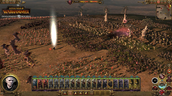 Total War: Warhammer - Gameplay