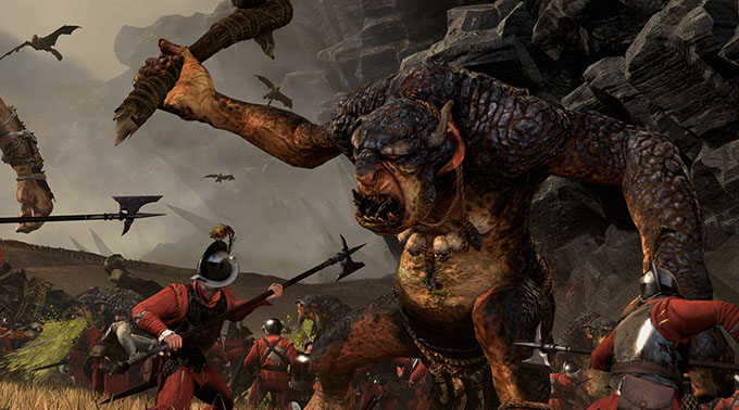 Total War: Warhammer - Scontro