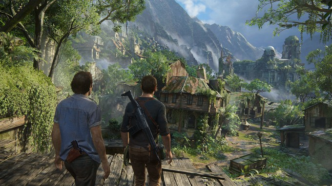 Uncharted 4 provato singleplayer