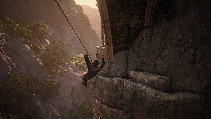 Uncharted 4 recensione