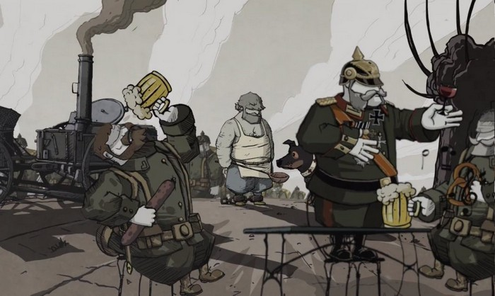 Valiant Hearts Ubisoft