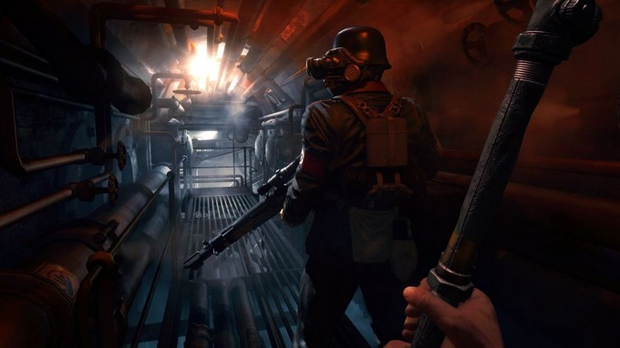 Wolfenstein The Old Blood recensione PS4 Xbox One PC