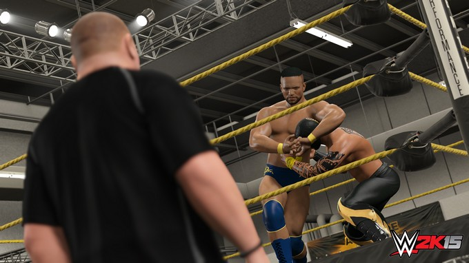 wwe 2k15 recensione ps4