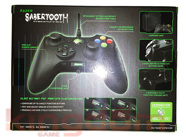 Razer Sabertooth