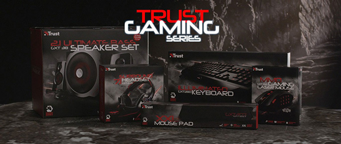 trust gaming series